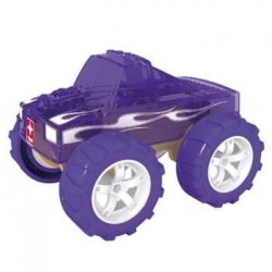 MONSTER TRUCK CAR BAMBOO...