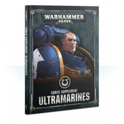 SUPPLEMENTO AL CODEX in inglese ULTRAMARINES warhammer 40k GAMES WORKSHOP citadel A COLORI età 12+ Games Workshop - 1