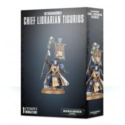 CHIEF LIBRARIAN TIGURIUS citadel ULTRAMARINES 1 miniatura GAMES WORKSHOP warhammer 40K età 12+ Games Workshop - 1