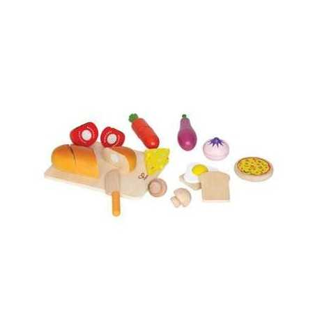 SCELTA DELLO CHEF gioco di imitazione cucina legno età 3+ Hape Hape - 4