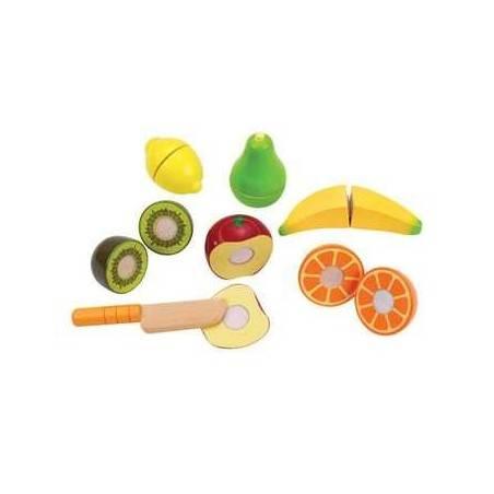FRUTTA FRESCA gioco di imitazione cucina legno età 3+ Hape Hape - 4