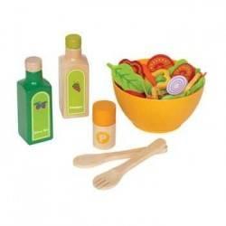 FRISCHER Salat Küche Holz...