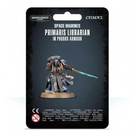 PRIMARIS LIBRARIAN IN PHOBOS ARMOUR SPACE MARINES 2019 warhammer 40k GAMES WORKSHOP Games Workshop - 1