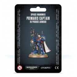 PRIMARIS CAPTAIN IN PHOBOS ARMOUR SPACE MARINES 2019 warhammer 40k GAMES WORKSHOP Games Workshop - 1
