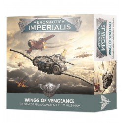 AERONAUTICA IMPERIALIS wings of vengeance WARHAMMER 40K Games Workshop IN INGLESE età 12+ Games Workshop - 1