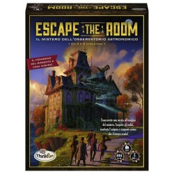 ESCAPE THE ROOM il mistero...