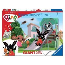 PUZZLE 24 PEZZI ravensburger BING giant floor puzzle GIORNATA DI DIVERTIMENTO 69 x 49 cm 3+ Ravensburger - 1