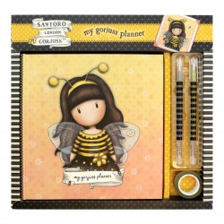 MY GORJUSS PLANNER SET 6...