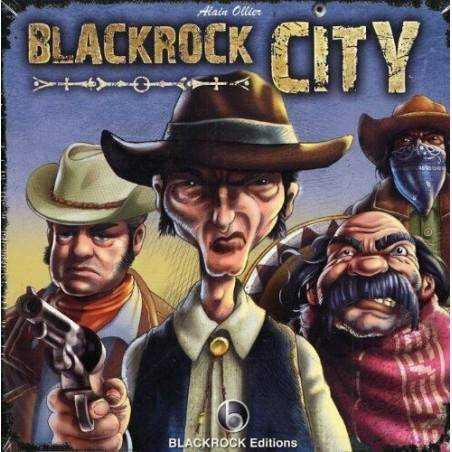 BLACKROCK CITY edizione multilingue Ghenos Games - 1