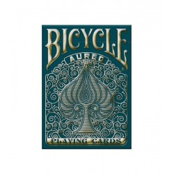 AUREO oro BICYCLE mazzo DA GIOCO playing cards 52 CARTE made in usa POKER SIZE air cushion finish BICYCLE - 1