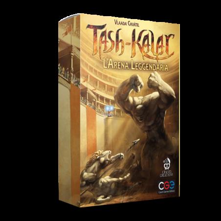 TASH KALAR l'arena leggendaria GIOCO DA TAVOLO cranio creations MAGHI A DUELLO età 13+ Cranio Creations - 1