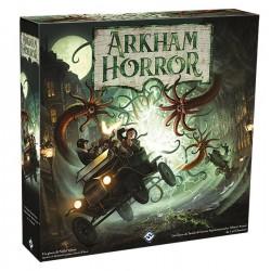 ARKHAM HORROR terza edizione GIOCO COOPERATIVO lovecraft ASMODEE horror INVESTIGAZIONE età 12+ Asmodee - 1