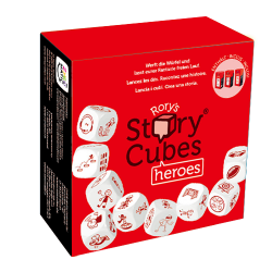 STORY CUBES eroi HEROES...