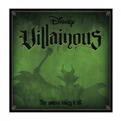 VILLAINOUS i cattivi DISNEY gioco da tavolo RAVENSBURGER the worst takes it all IN ITALIANO età 10+ Ravensburger - 1