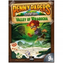 PENNY PAPERS adventures LA...