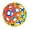MAGFORMERS Basic Set 62 PEZZI line COSTRUZIONI magnetiche 3D età 3+ MAGFORMERS - 4
