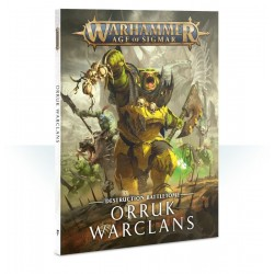 ORRUK WARCLANS destruction...