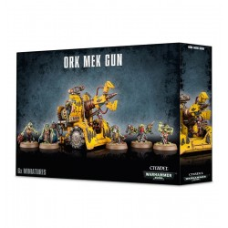 ORK MEK GUN 6 miniature CITADEL orks WARHAMMER 40k GAMES WORKSHOP età 12+ Games Workshop - 2