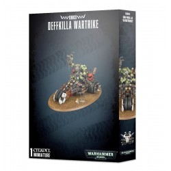 DEFFKILLA WARTRIKE 1 miniatura CITADEL orks WARHAMMER 40k GAMES WORKSHOP età 12+ Games Workshop - 1