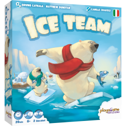 ICE TEAM in italiano ORSI...