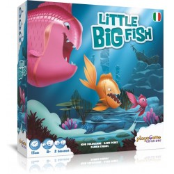LITTLE BIG FISH in italiano...