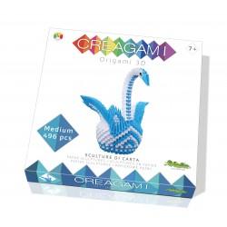 CIGNO origami 3d CREAGAMI...
