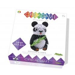 PANDA origami 3d CREAGAMI...