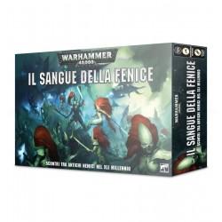 IL SANGUE DELLA FENICE in italiano WARHAMMER 40K games workshop CITADEL capitolo SET età 12+ Games Workshop - 1