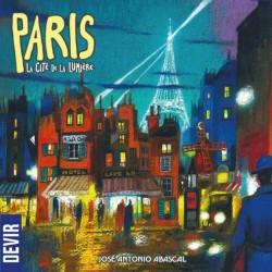 PARIS la ville lumiere DEVIR la cite de la lumiere GIOCO DA TAVOLO esposizione universale 1889 età 8+ DEVIR - 1
