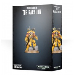 TOR GARADON 1 miniatura IMPERIAL FISTS citadel WARHAMMER 40K games workshop CAPTAIN età 12+ Games Workshop - 1