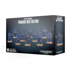 PRIMARIS INFILTRATORS 10 miniature SPACE MARINES citadel WARHAMMER 40K games workshop 12+ Games Workshop - 1