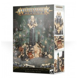 BONETITHE NEXUS scenario OSSIARCH BONEREAPERS citadel WARHAMMER games workshop AGE OF SIGMAR età 12+ Games Workshop - 1