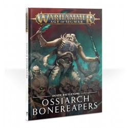 DEATH BATTLETOME manuale in italiano OSSIARCH BONEREAPERS age of sigmar WARHAMMER games workshop ITA età 12+ Games Workshop - 1