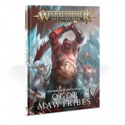OGOR MAWTRIBES manuale in italiano DESTRUCTION BATTLETOME age of sigmar WARHAMMER games workshop ITA età 12+ Games Workshop - 1