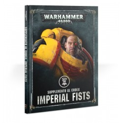 IMPERIAL FISTS manuale in italiano SUPPLEMENTO AL CODEX warhammer 40k CITADEL games workshop ITA età 12+ Games Workshop - 1