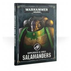 SALAMANDERS manuale...