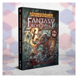 WARHAMMER FANTASY ROLE PLAY...