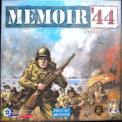 MEMOIR 44 gioco da tavolo...