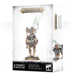 MORTISAN SOULMASON 1 miniatura OSSIARCH BONEREAPER citadel WARHAMMER Age Of Sigmar GAMES WORKSHOP età 12+ Games Workshop - 1