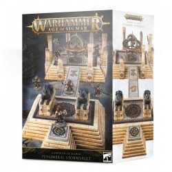 PENUMBRAL STORMVAULT scenario DOMINION OF SIGMAR citadel WARHAMMER games workshop 12+ Games Workshop - 1
