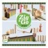 ZIG & GO azione reazione 27 PEZZI giochi IN LEGNO domino DJECO costruzione DJ05641 età 7+ Djeco - 1