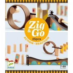 ZIG & GO azione reazione 25...