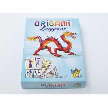 ORIGAMI LEGGENDE gioco di carte in italiano DV Giochi daVinci Games - 1