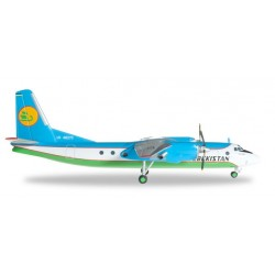 UZBEKISTAN AIRWAYS ANTONOV...