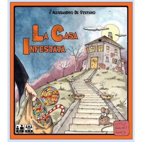 LA CASA INFESTATA notte di halloween LITTLE ROCKET GAMES in italiano PARTY GAME età 6+ Little Rocket Games - 1