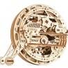 MONORUOTA monowheel IN LEGNO da montare UGEARS meccanica 300 PEZZI modellismo PUZZLE 3D età 14+ Ugears - 3