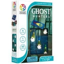 GHOST HUNTERS solitario SMART GAMES fantasmi 60 SFIDE rompicapo GIOCO EDUCATIVO età 5+ Smart Games - 1