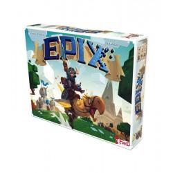 EPIX gioco da tavolo REGOLE...