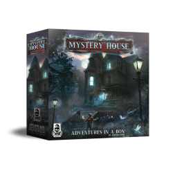MYSTERY HOUSE avventure in...