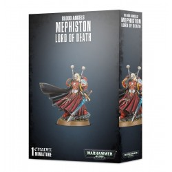 MEPHISTON lord of death BLOOD ANGELS 1 miniatura GAMES WORKSHOP warhammer 40k CITADEL età 12+ Games Workshop - 1